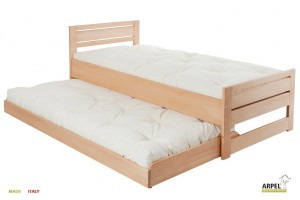 Chalet bed duo