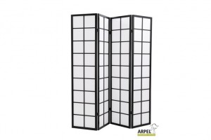 Folding Screen Nippon - 4 Panels