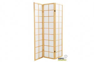 Folding Screen Nippon - 3 Panels