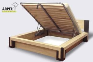 Bali box bed