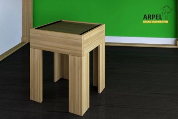hocker tatami. Black Bedroom Furniture Sets. Home Design Ideas