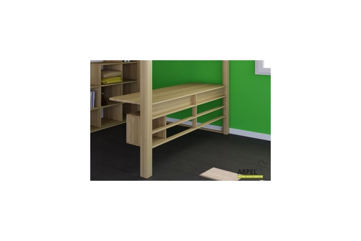gitter f r das hochbett ku be. Black Bedroom Furniture Sets. Home Design Ideas