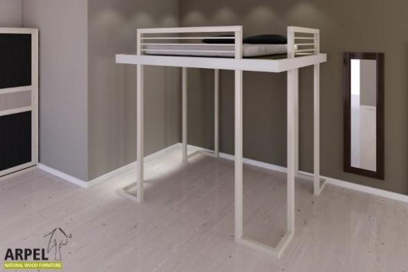 Ultra Reverse loft bed