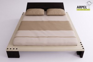Straight Diago bed