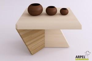 Nachttisch Origami