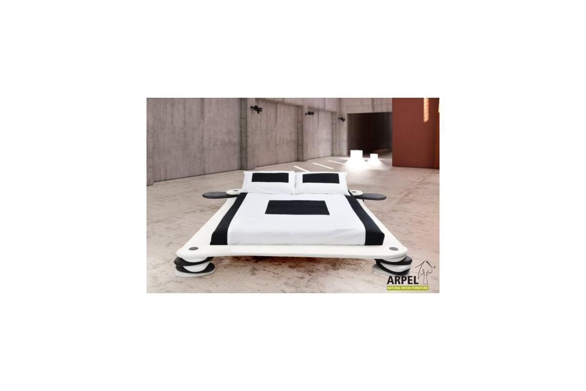 japanisches bett stratos aus kologischer buche. Black Bedroom Furniture Sets. Home Design Ideas