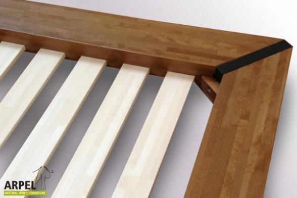 Gerader Lattenrost aus Buchenholz