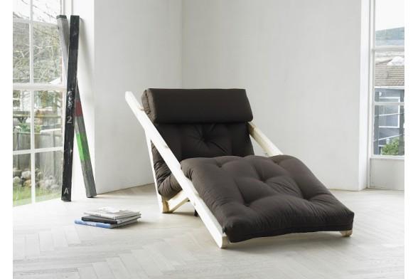 Chaise Longue Bed Figo In Scandinavian