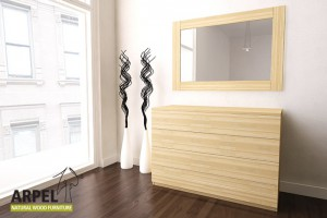 Zen standard chest of drawers