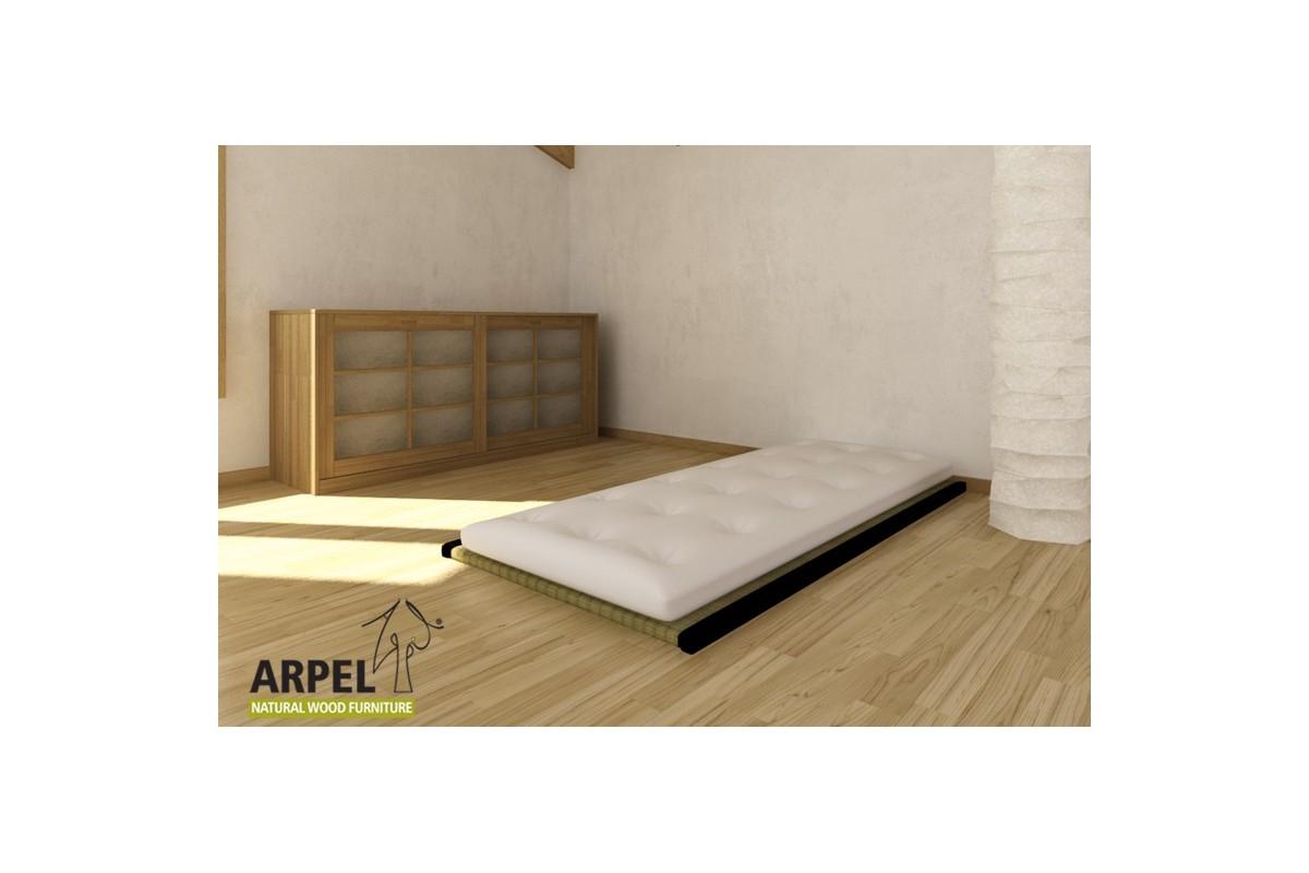 Original Japanese Tatami And Futon Bed