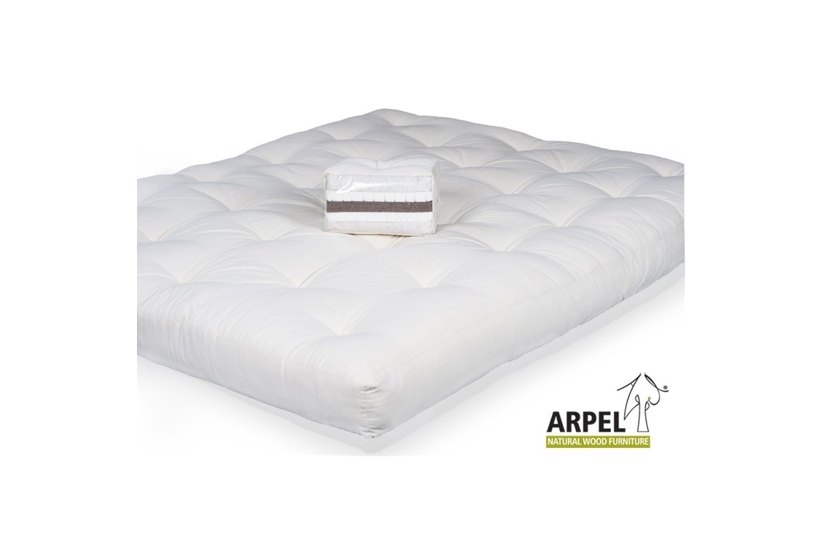 Japanese Futon Mattress In Bio Cotton