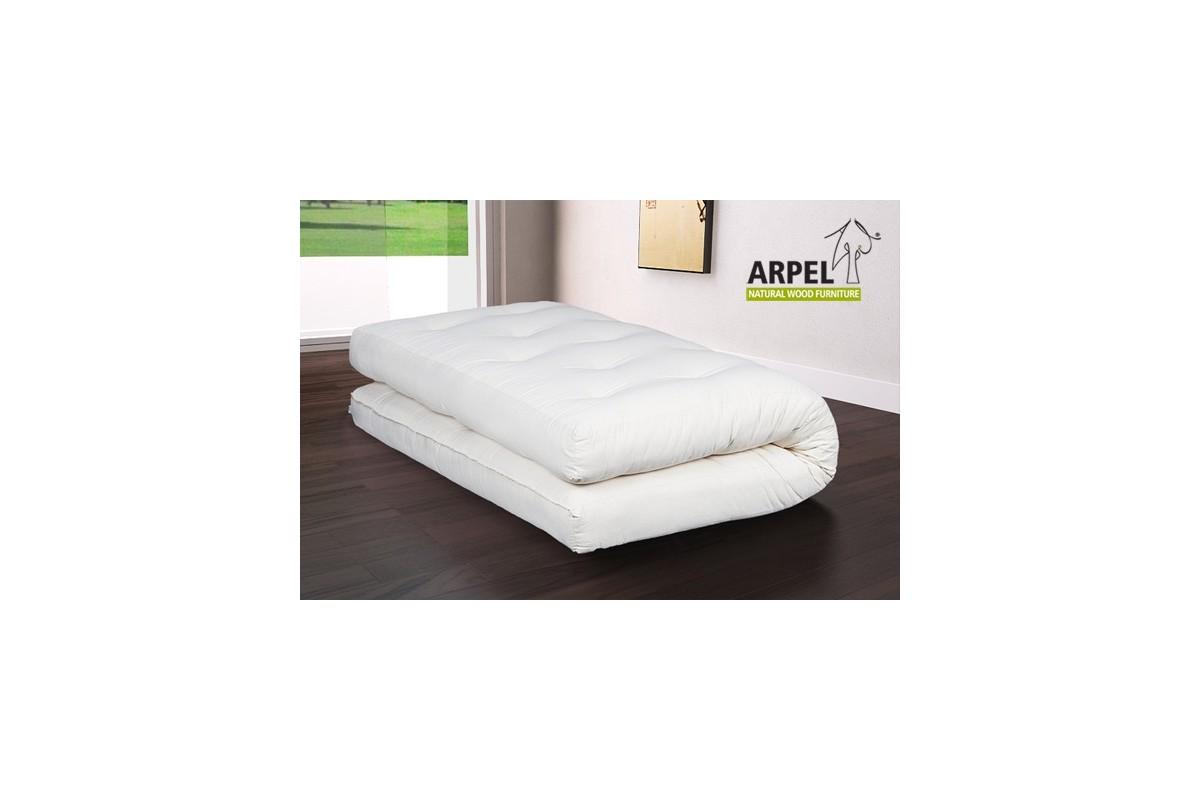 futon bio cotton latex  u0026 coconut     futon mattress in bio cotton latex  u0026 coconut  express delivery   rh   japanischwohnen de