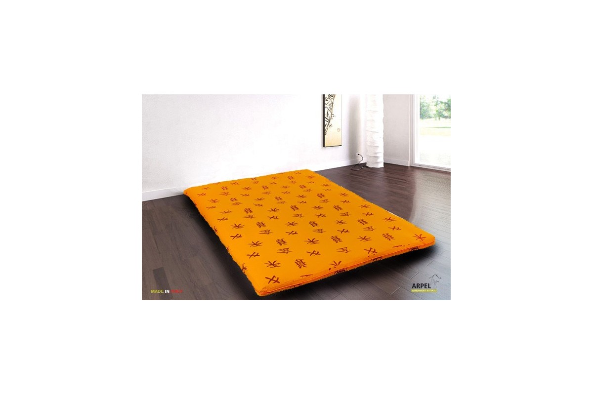 Japanese Massage Futon Pure Cotton Batting With 1 Layer Of Latex