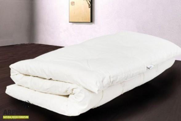 Massage-Futon Baumwolle und Latex