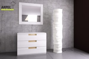 Origami Compact Chest of Drawers