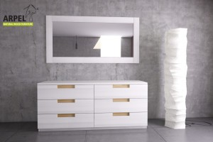 Origami Large Chest of Drawers