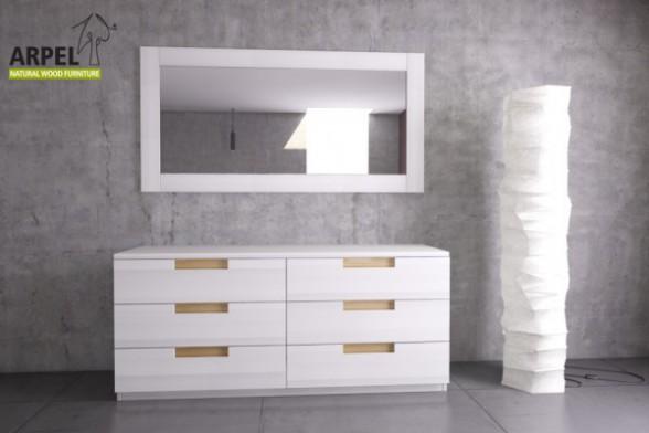 kommode origami plus aus massivem buchenholz. Black Bedroom Furniture Sets. Home Design Ideas