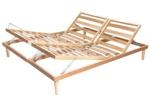 Adjustable Slatted Bed Base Bio