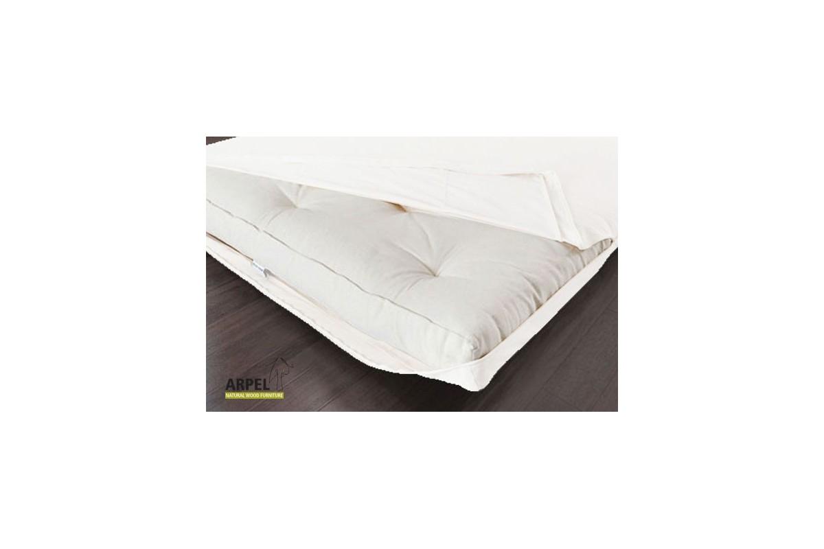 Tatami Futon Sofa Set Of Covers In Pure