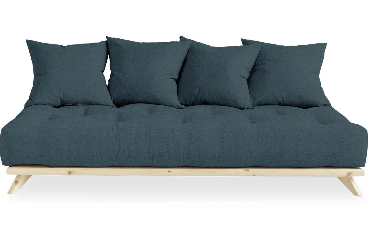 Senza Sofa Bed With A Futon Base