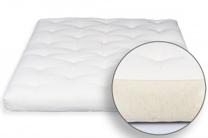 Futon Wool Comfort