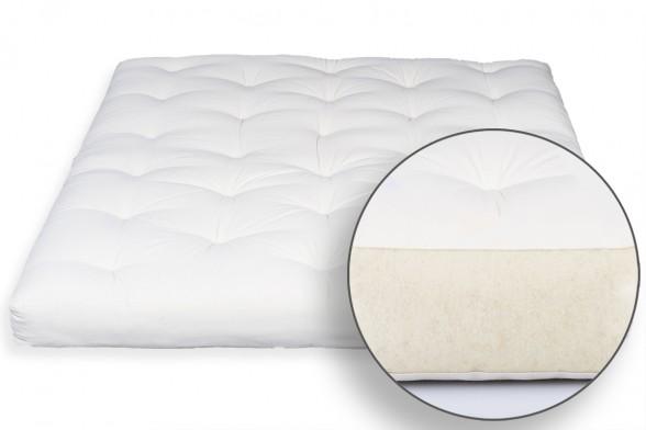 Futon Wolle Comfort