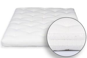 Futon Organic Cotton & Latex 4
