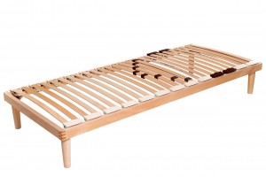 Single Row Slatted Bed Base Elite