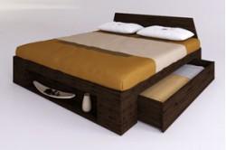 Betten mit Stauraum