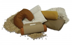 Cushions and pillows