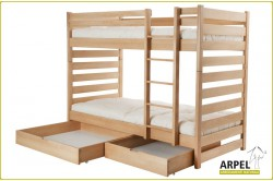 Single or bunk beds