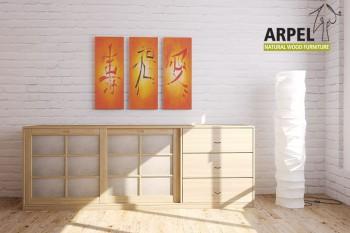 Sideboards mit Schiebetüren und Schubladen