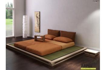 Tiefliegende Betten