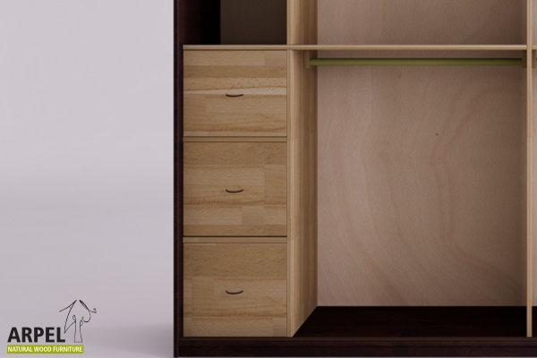 Japanische Kleiderschränke - Japanischwohnen - Arpel naturholzmoebel