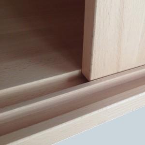 gleitsysteme f r japanische schiebet ren japanischwohnen arpel naturholzmoebel. Black Bedroom Furniture Sets. Home Design Ideas