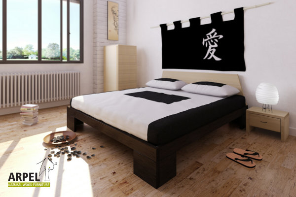 Design#5000162: Schlafzimmer im japanischen stil - japanischwohnen - arpel .... Schlafzimmer Japanisch