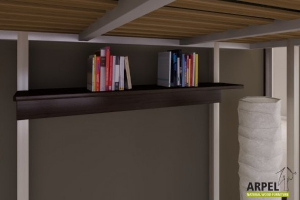 Shelf For Loft Bed Ultra Reverse Vendita Mobili