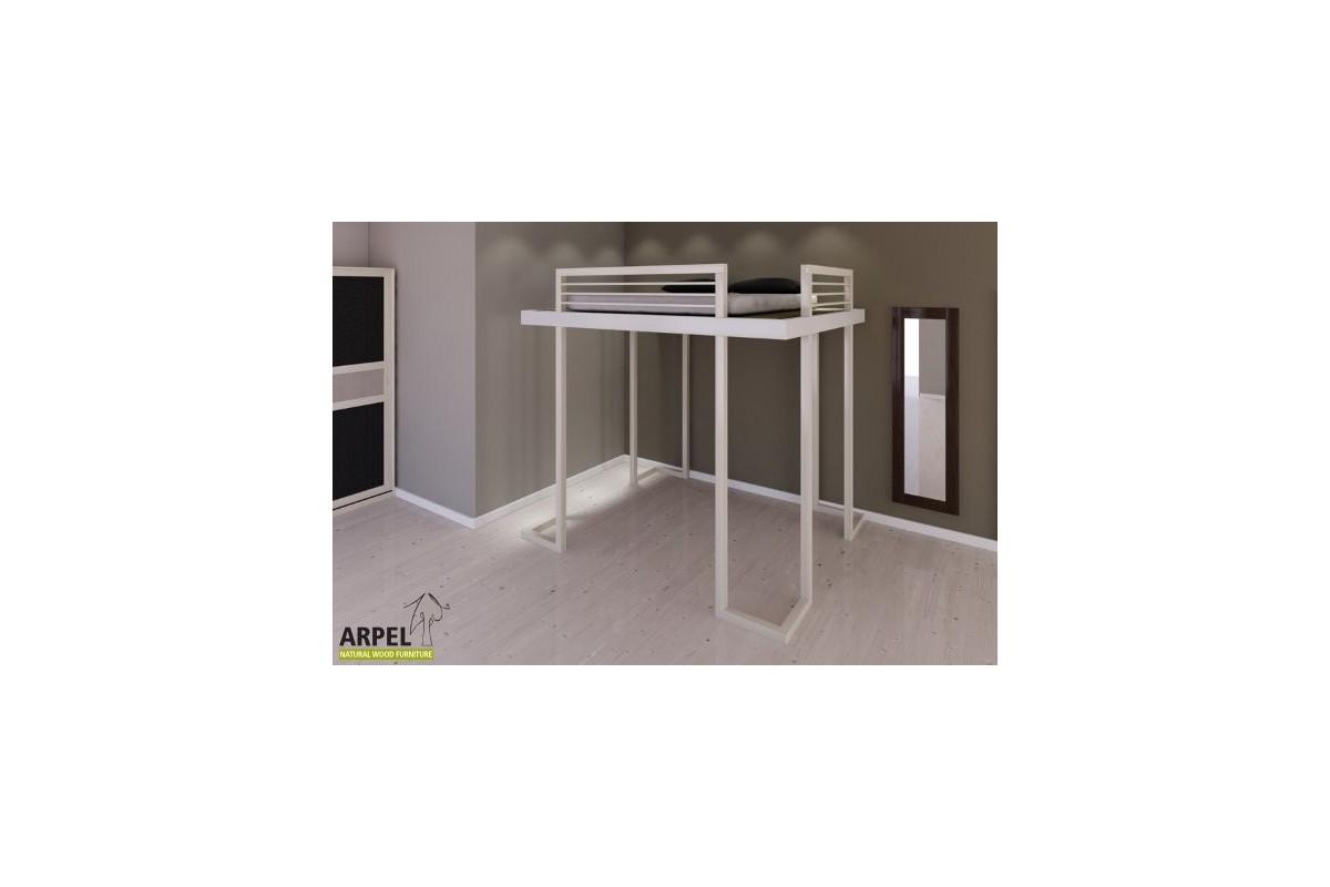 Ultra reverse loft bed vendita mobili giapponesi arpel for Reverse loft bed