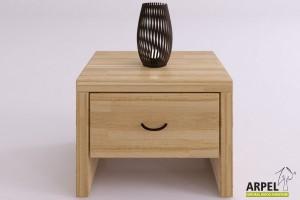 Zen bedside table