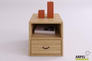 Cubo bedside table