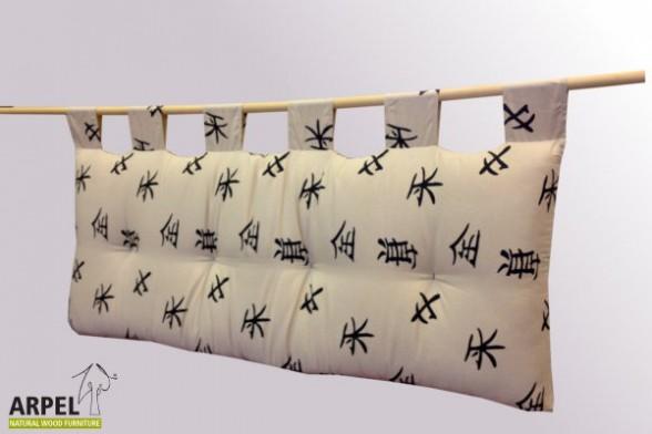 Testata futon semplice (accessorio cover a parte)