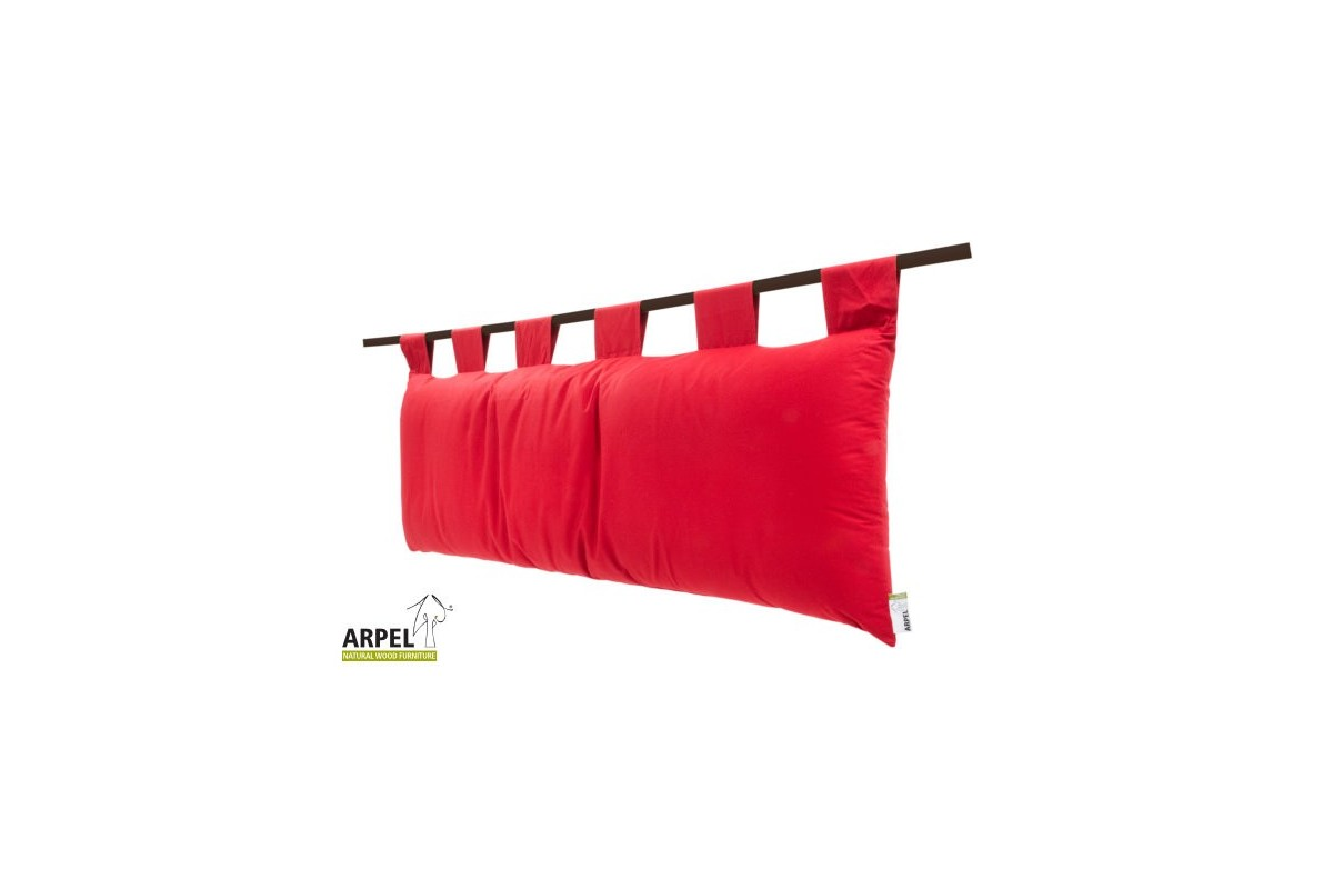 Futon Headboard With Removable Cover