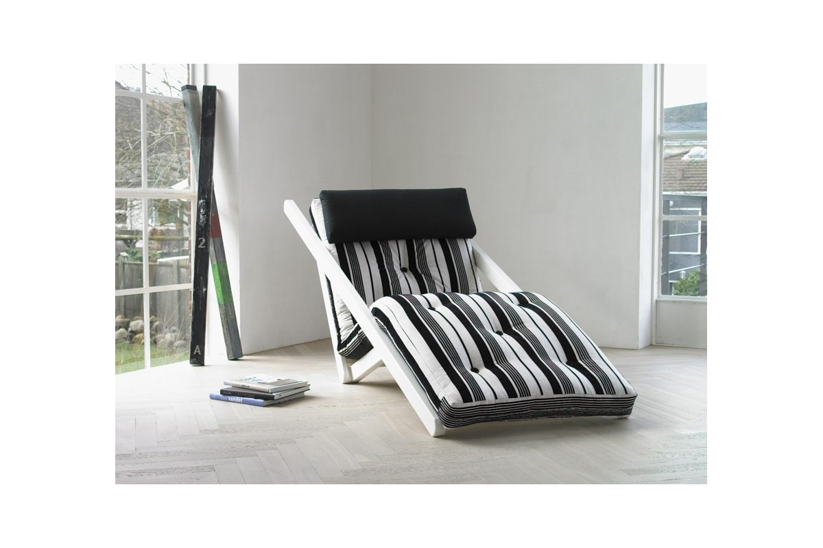 Chaise longue letto figo in pino scandinavo offerta for Chaise longue speciale
