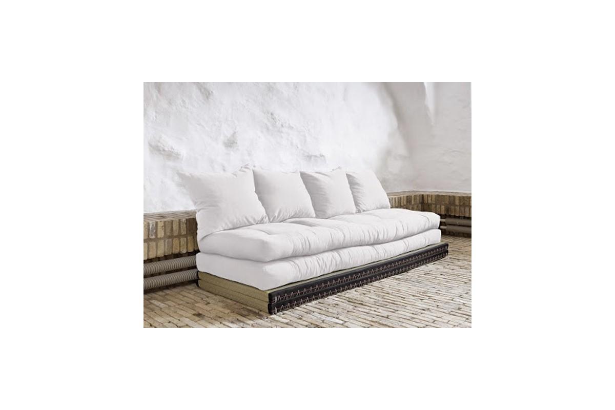 Divano letto tatami con futon giapponese in puro cotone - Divano letto per dormire tutte le notti ...