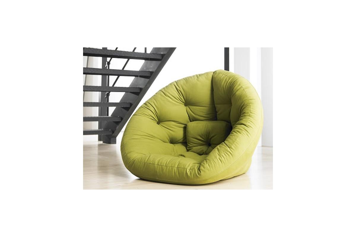 Japanese Futon Armchair Nest A