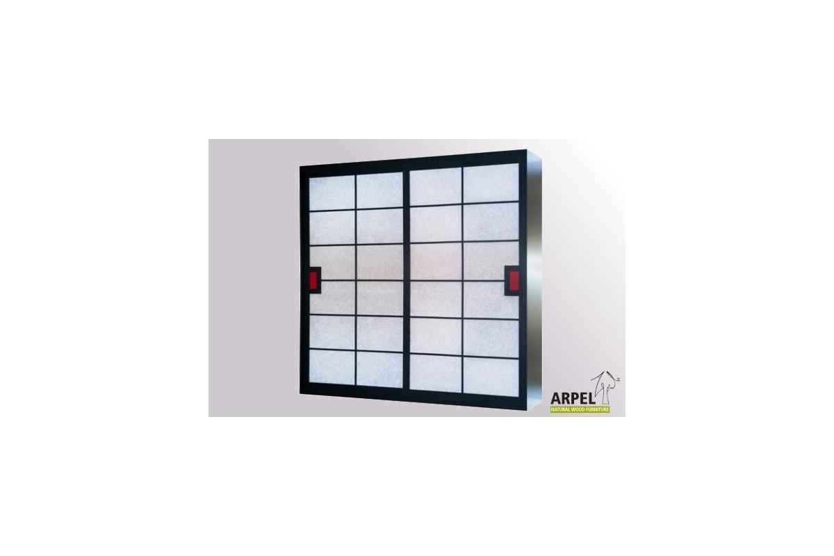 Lampade Giapponesi Carta Di Riso : ... Shoji largo 200 cm con ...