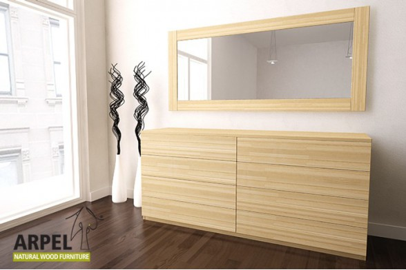Zen Maxi Chest of Drawers