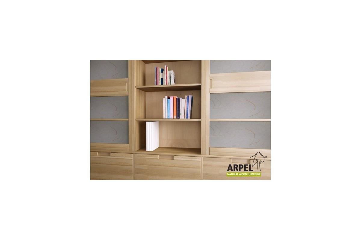 Libreria variant base with librerie con ante - Libreria a ponte ikea ...