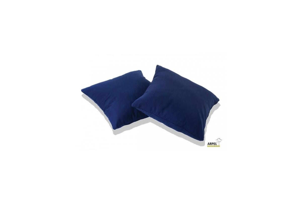 Cuscini per divani in cotone o fibra anallergica for Cuscini eleganti per divani