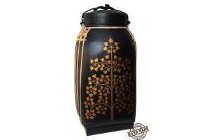 Vaso Bambù 29x29x60 cm